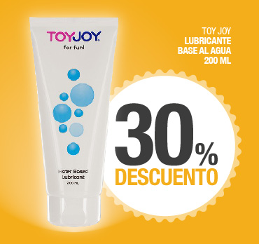 TOY JOY LUBRICANTE BASE AL AGUA 200 ML - 6,90 euros