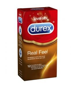 DUREX SENSITIVO REAL FEEL 12 UDS - Imagen 1