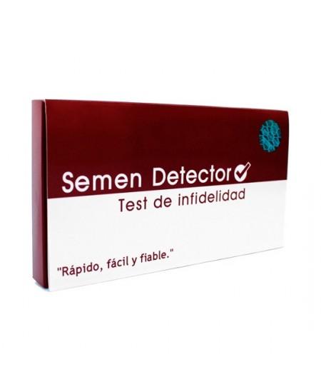VERIFICA® SEMEN DETECTOR® TEST DE INFIDELIDAD - Imagen 1