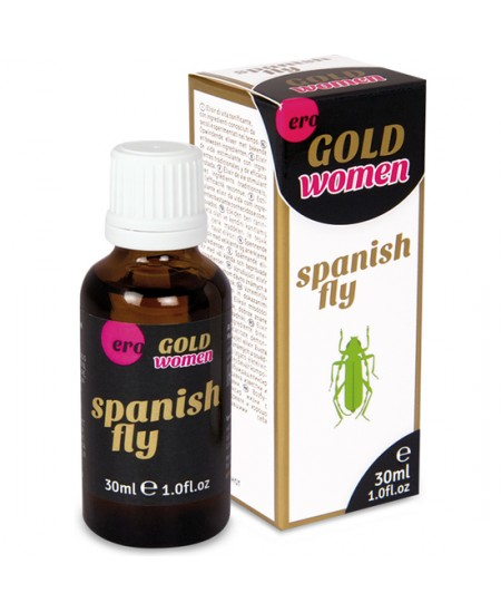 ERO SPANISH FLY STRONG GOLD FOR WOMEN - Imagen 1