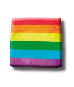 PAÑUELO 60 X 60 ORGULLO LGBT - Imagen 1