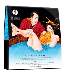 SHUNGA LOVEBATH TENTACIONES DEL OCEANO - Imagen 1