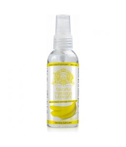 TOUCHE ICE LUBRICANTE COMESTIBLE BANANA 80 ML - Imagen 1