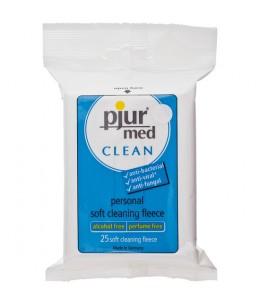 PJUR MED CLEAN TOALLITAS INTIMAS 25 UDS - Imagen 1