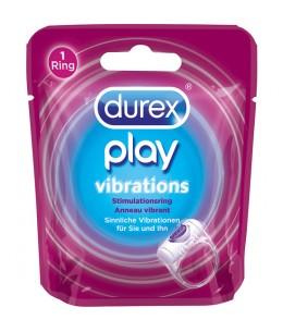 DUREX PLAY ANILLO VIBRADOR - Imagen 1