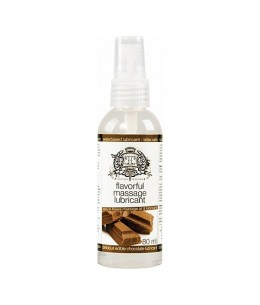 TOUCHE ICE LUBRICANTE COMESTIBLE CHOCOLATE 80 ML - Imagen 1