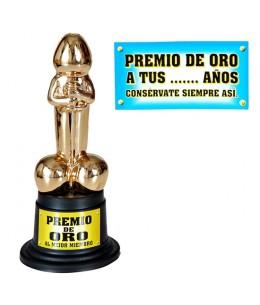 PREMIO DE ORO A TUS ... AÑOS CONSERVATE SIEMPRE ASI - Imagen 1