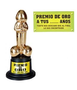 PREMIO DE ORO A TUS ... AÑOS - Imagen 1