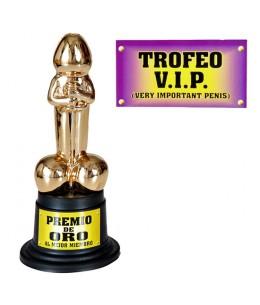 TROFEO V.I.P. VERY IMPORTANT PENIS - Imagen 1
