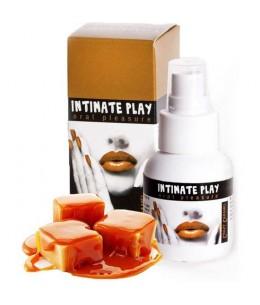 INTIMATE PLAY GEL PARA SEXO ORAL CARAMELO - Imagen 1