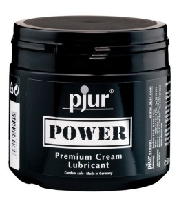 PJUR POWER CREMA LUBRICANTE PERSONAL 500 ML - Imagen 1