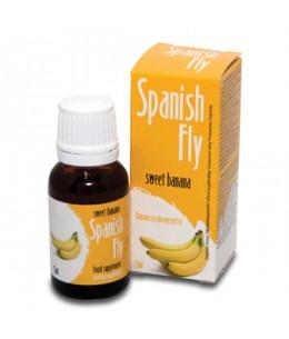 SPANISH FLY GOTAS DEL AMOR DULCE BANANA - Imagen 1