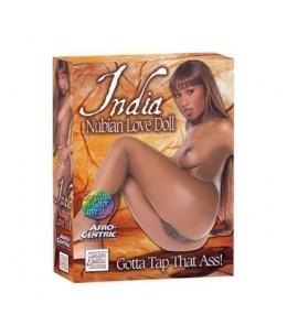 MUÑECA HINCHABLE DEL AMOR INDIA - Imagen 1