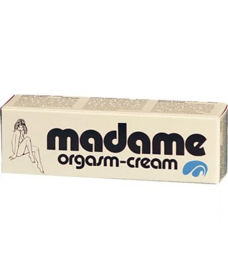 MADAME CREMA ORGASMICA - Imagen 1