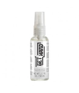 GET HARD SPRAY RETARDANTE DE LA ERECCION 50 ML - Imagen 1