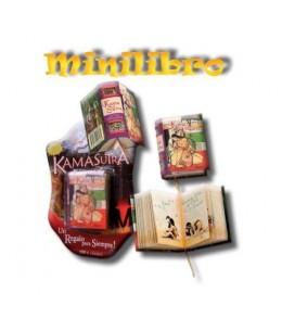 MINI LIBRO KAMASUTRA - Imagen 1