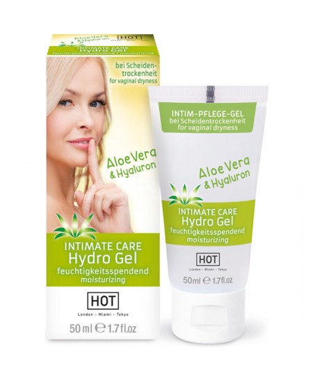 HOT INTIMATE CARE HYDRO GEL 50 ML - Imagen 1
