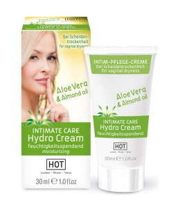 HOT INTIMATE CARE HYDRO CREMA 30 ML - Imagen 1