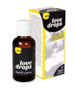 ERO LOVE DROPS FOR MEN AND WOMEN 30 ML - Imagen 1