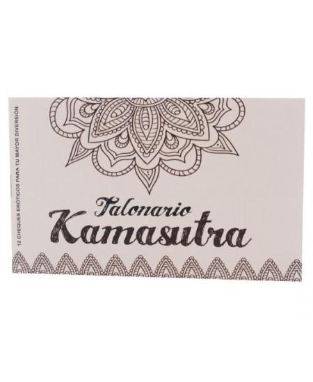 TALONARIO KAMASUTRA - Imagen 1