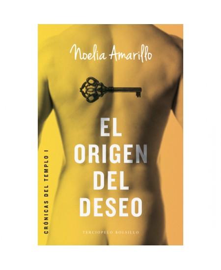 EL ORIGEN DEL DESEO. CRÓNICAS DEL TEMPLO I - Imagen 1