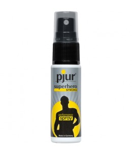 PJUR SUPERHERO SPRAY RETARDANTE 20 ML - Imagen 1
