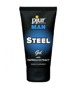 PJUR MAN STEEL GEL 50ML TUBE - Imagen 1