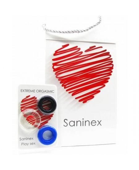 SANINEX ANILLOS EXTREME ORGASMIC - Imagen 1
