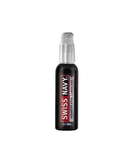 SWISS NAVY - LUBRICANTE ANAL 59ML - Imagen 1