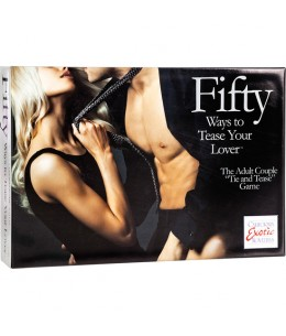 FIFTY WAYS TO TEASE YOUR LOVE - KIT PARA PAREJAS - Imagen 1