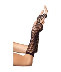 LEG AVENUE MITONES DE REJILLA ALTOS - Imagen 1