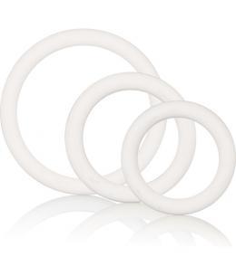 RUBBER RING BLANCO SET 3PCS - Imagen 1