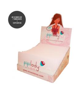 PIPILADY EXPOSITOR CON 20 PACKS - Imagen 1