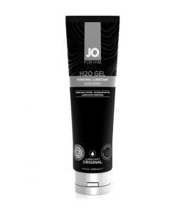 JO FOR MEN H2O GEL LUBRICANTE 120ML - Imagen 1
