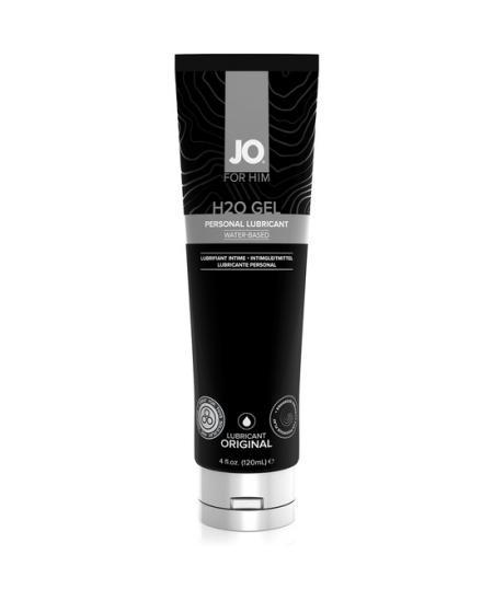 JO FOR MEN H2O GEL LUBRICANTE 120ML - Imagen 1
