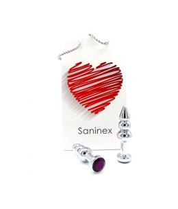 SANINEX PLUG METAL 3D COMMITED DIAMOND - Imagen 1