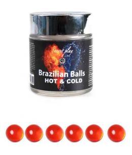 TARRO 6 BRAZILIAN BALLS FRÍO/CALOR - Imagen 1