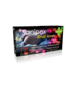 SANINEX PRESERVATIVOS ANAL LOVER 12UDS - Imagen 1