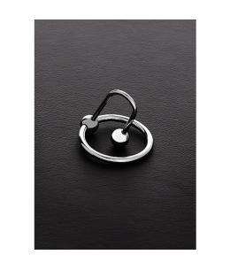 FULL STOP C-PLUG WITH STEEL RING (25MM) - Imagen 1