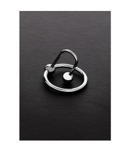FULL STOP C-PLUG WITH STEEL RING (28MM) - Imagen 1