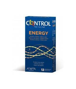 PRESERVATIVOS CONTROL ENERGY 12UDS - Imagen 1