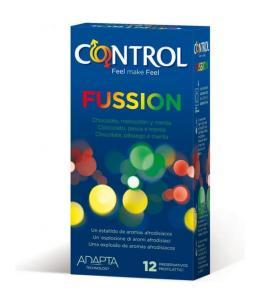 PRESERVATIVOS CONTROL FUSSION 12UDS - Imagen 1