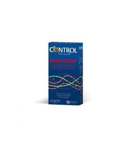 PRESERVATIVOS CONTROL NON STOP 12UDS - Imagen 1