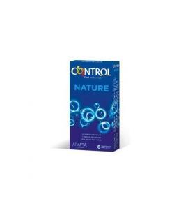 PRESERVATIVOS CONTROL NATURE 6UDS - Imagen 1
