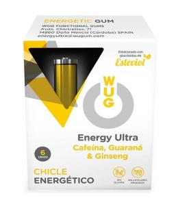 WUG LIFE 5G ENERGY ULTRA 6UDS - Imagen 1