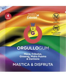 WUG LIFE NIGHT ORGULLO GUM 4 UDS - Imagen 1