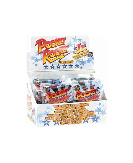 POCKET ROCKET - JR. - DISPLAY - 12UDS - Imagen 1