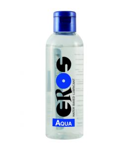 EROS AQUA WATER BASED LUBRICANT FLASCHE 100 ML - Imagen 1