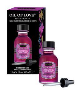 OIL OF LOVE FRAMBUESA - 22ML - Imagen 1
