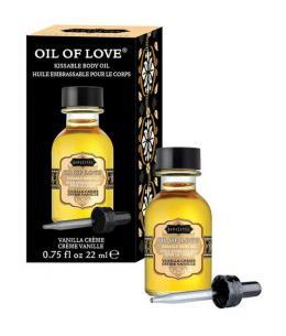 OIL OF LOVE VAINILLA - 22ML - Imagen 1